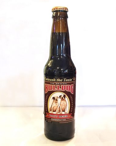 Bull Dog Root Beer